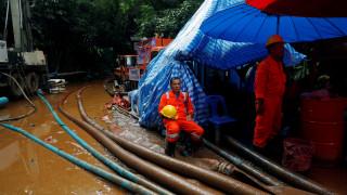Ταϊλάνδη: Μετά την ανακούφιση του εντοπισμού έρχεται η πρόκληση της διάσωσης