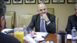 Μοσκοβισί για ακύρωση περικοπής συντάξεων: Οι δεσμεύσεις δεν είναι άκαμπτες
