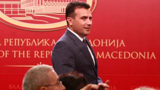 Ζάεφ: Πιθανόν τέλος Σεπτεμβρίου το δημοψήφισμα για τη συμφωνία των Πρεσπών