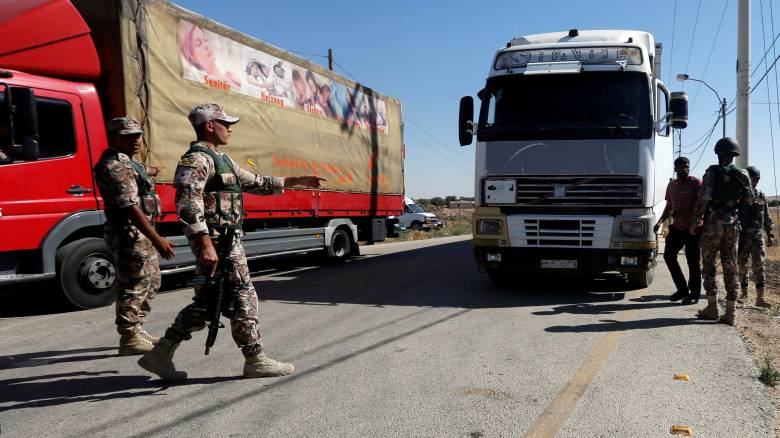 Διαπραγματεύσεις μεταξύ ανταρτών και Ρώσων για ειρηνευτική συμφωνία στη νότια Συρία