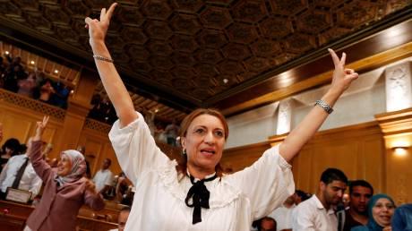 Γυναίκα δήμαρχος για πρώτη φορά στην ιστορία της Τυνησίας