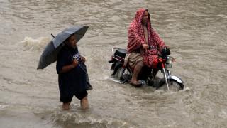 Έξι νεκροί από βροχοπτώσεις στο Πακιστάν