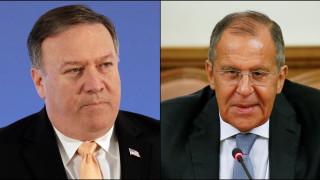 Επικοινωνία των ΥΠΕΞ Ρωσίας - ΗΠΑ για τη συνάντηση Τραμπ - Πούτιν