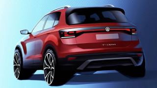 Αυτοκίνητο:Το T-Cross, το νέο, μικρό SUV της VW θα παρουσιαστεί τον Οκτώβριο με βάση τα 1.000 κυβικά
