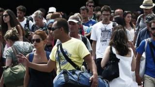 Πάνω από 14 δισ. ευρώ δαπάνησαν πέρυσι οι ξένοι τουρίστες στην Ελλάδα