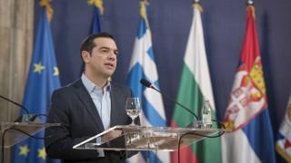 Τετραμερής Ελλάδας, Βουλγαρίας, Ρουμανίας και Σερβίας στη Θεσσαλονίκη