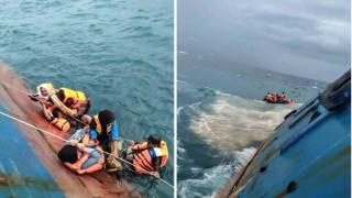 Αυξήθηκε ο απολογισμός των νεκρών από το ναυάγιο ανοικτά της Ινδονησίας