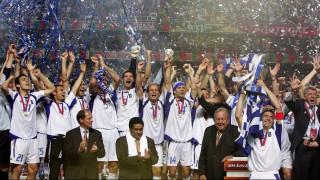 Euro 2004: 14 χρόνια από τον θρίαμβο της Εθνικής Ελλάδος!