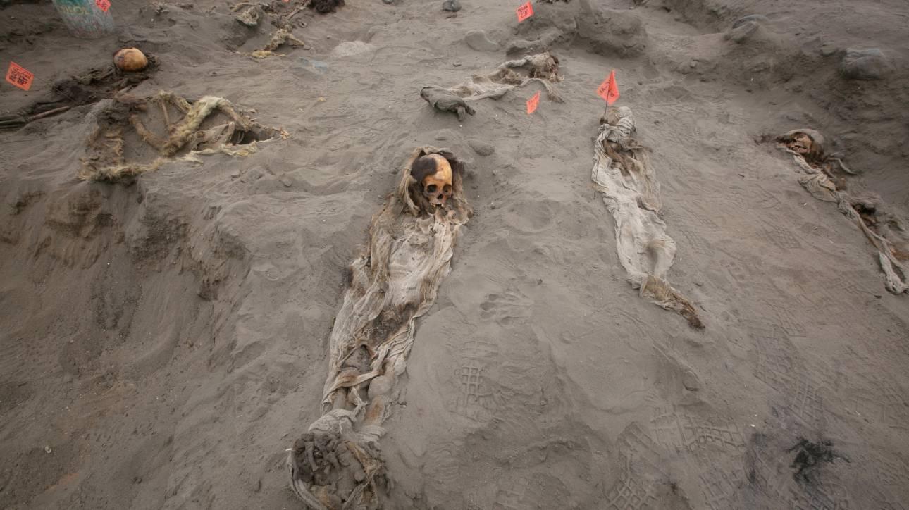 Περού: Ένα μουσείο για τη μεγαλύτερη σφαγή παιδιών στην ιστορία