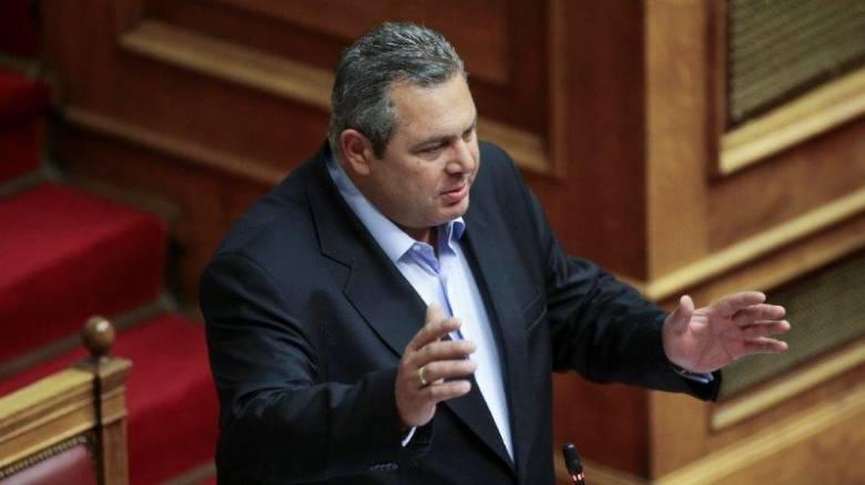 Η συμφωνία των Πρεσπών «δεν βάζει» την πΓΔΜ στο ΝΑΤΟ επιμένει ο Καμμένος