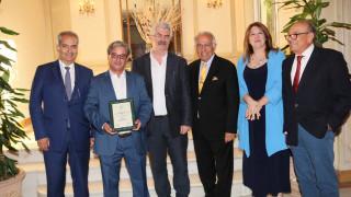 ΕΥΔΑΠ: Η πρώτη και μοναδική εταιρεία του Δημοσίου που βραβεύεται από το EBEN GR