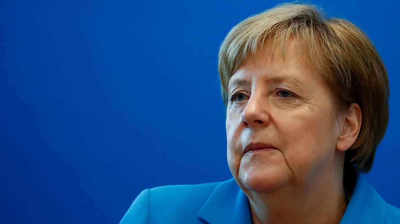 Μέρκελ: Εντός δύο ημερών θα εξετάζονται οι αιτήσεις ασύλου