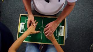 Παγκόσμιο Κύπελλο στη νοηματική: Στον «πυρετό» του μουντιάλ άνθρωποι με προβλήματα όρασης και ακοής