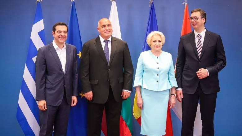 Η σημασία της Συμφωνίας των Πρεσπών συζητήθηκε στην Τετραμερή Σύνοδο