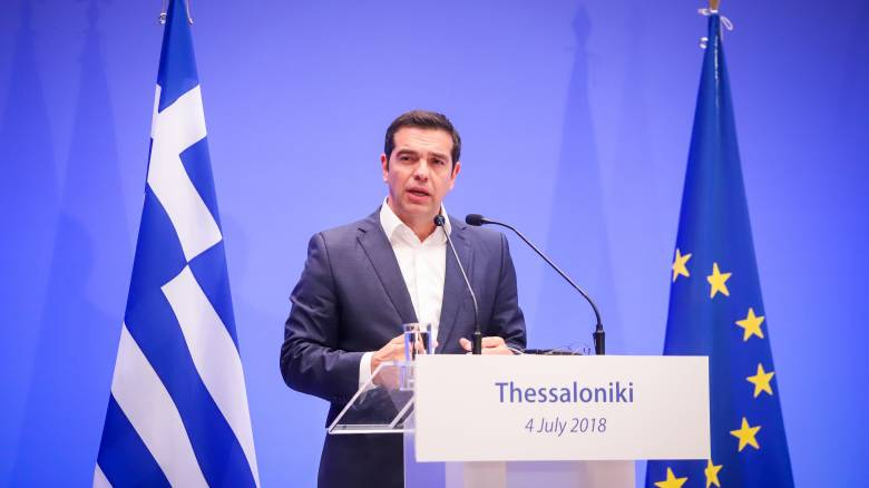 Τσίπρας: Η Συμφωνία των Πρεσπών δίνει νέα προοπτική σε όλη την περιοχή