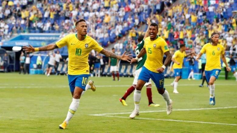 Παγκόσμιο Κύπελλο Ποδοσφαίρου 2018: Τα επτά... «θαύματα» της Βραζιλίας