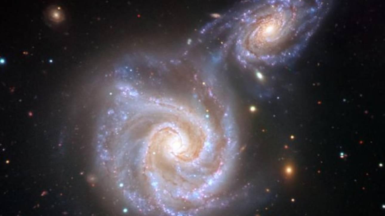 Ανακαλύφθηκε πανάρχαια κοσμική σύγκρουση του γαλαξία μας με το «Λουκάνικο»