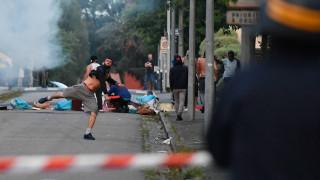 Γαλλία: Δεύτερη νύχτα βίας στη Νάντη