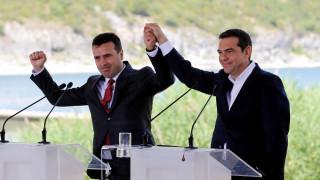 Ζάεφ: Αποδείξαμε ότι δεν έχουμε κανενός είδους αλυτρωτισμό προς την Ελλάδα