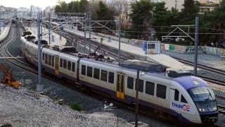 Επαναλαμβανόμενες στάσεις εργασίας στον σιδηρόδρομο για 10 μέρες