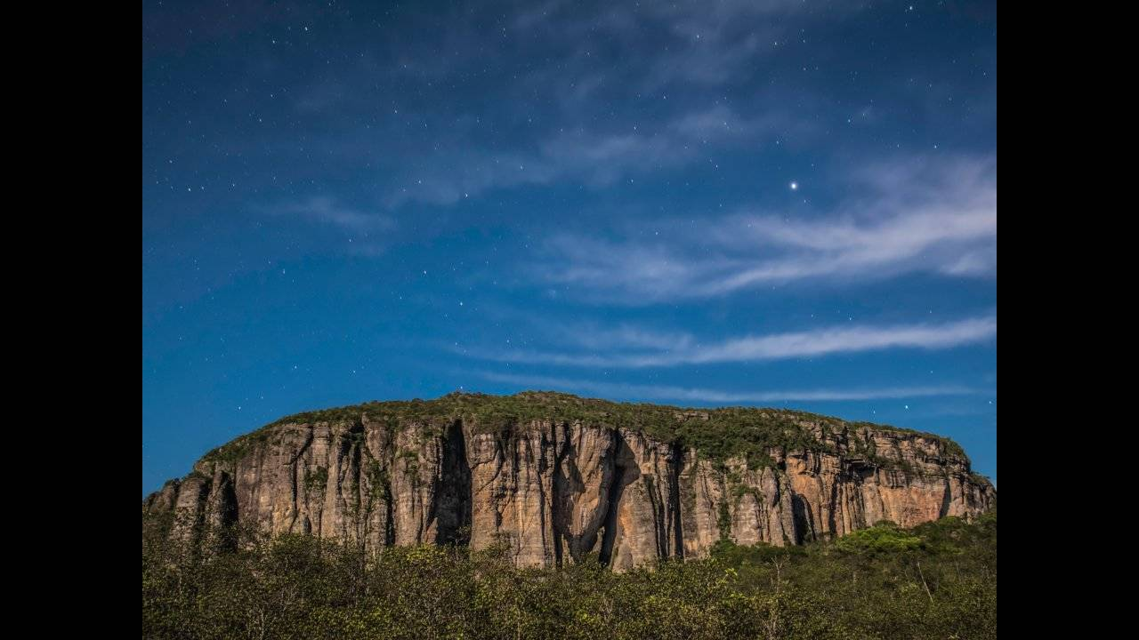 Το εθνικό πάρκο Τσιριμπικέτε στην Κολομβία