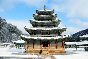 Τα βουδιστικά ορεινά μοναστήρια της Κορέας