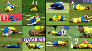 Παγκόσμιο Κύπελλο Ποδοσφαίρου 2018: Πόσο χρόνο έχει περάσει ο Νεϊμάρ στο... χορτάρι;