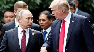 Ελπίδες για μείωση της έντασης μεταξύ Ρωσίας-ΗΠΑ από τη συνάντηση Τραμπ-Πούτιν