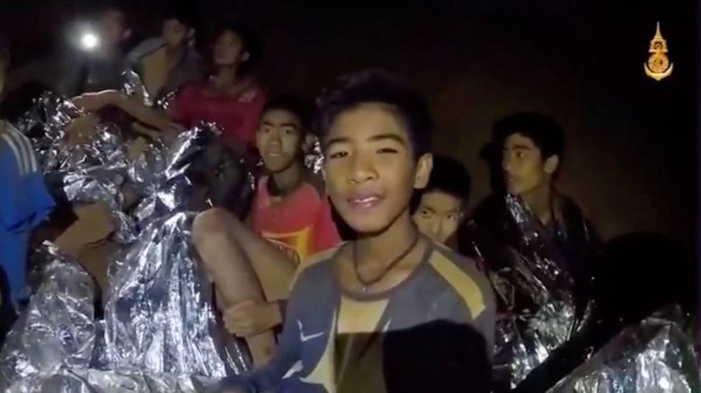 Ταϊλάνδη: «Τελειώνει ο χρόνος» για τη διάσωση των 13 εγκλωβισμένων στη σπηλιά