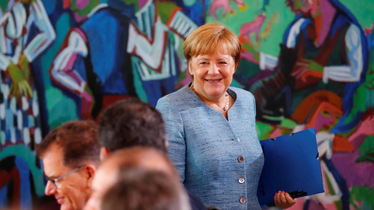 Γερμανία: Συμφωνία για την πολιτική ασύλου