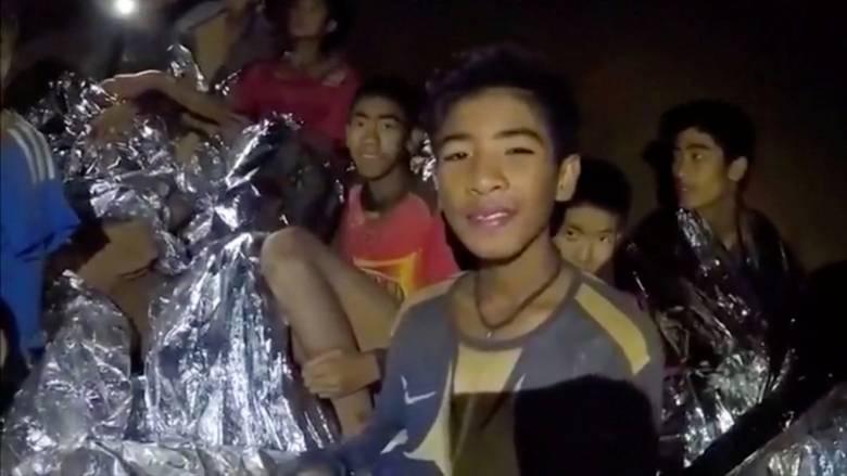 Ταϊλάνδη: Πώς εγκλωβίστηκαν τα 12 παιδιά και ο προπονητής τους στην σπηλιά