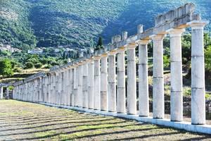 Αρχαία Μεσσήνη, Στάδιο