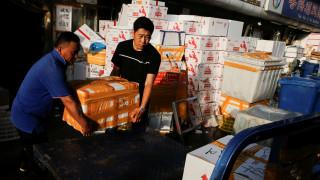 «Μαύρη» μέρα στην ιστορία του εμπορίου της Κίνας