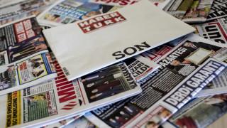 Τουρκία: Ποινές κάθειρξης σε δημοσιογράφους για το αποτυχημένο πραξικόπημα