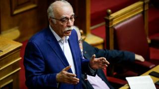 Βίτσας: Δεν θα επιτρέψουμε η Ελλάδα να γίνει αποθήκη ψυχών