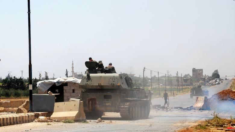 Συρία: 18 νεκροί από έκρηξη παγιδευμένου αυτοκινήτου στην Ντέιρ Εζόρ