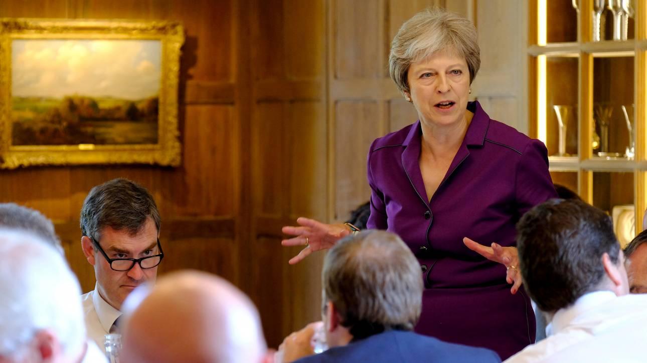 «Ζώνη ελεύθερου εμπορίου» προτείνει η Βρετανία στην Ε.Ε.