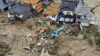 Φονικές καταιγίδες στην Ιαπωνία με 11 νεκρούς και δεκάδες αγνοούμενους