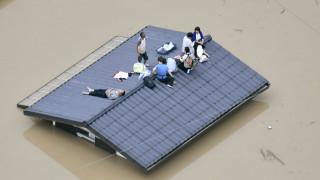 Ιαπωνία: Αυξήθηκαν οι νεκροί από την κακοκαιρία