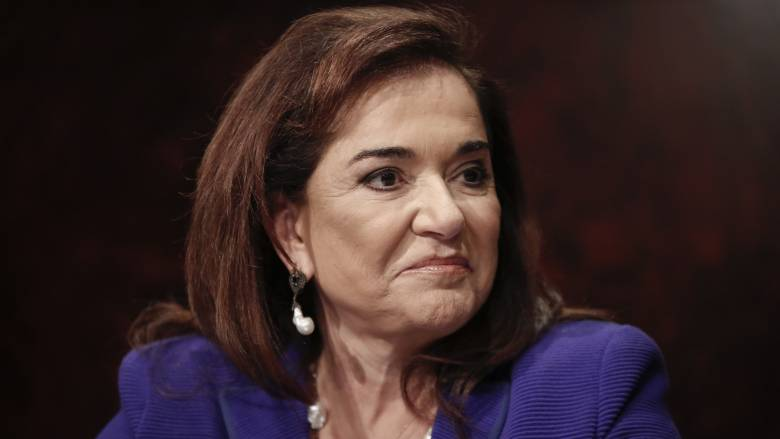 Στην τελετή ορκωμοσίας του Ερντογάν η Ντόρα Μπακογιάννη