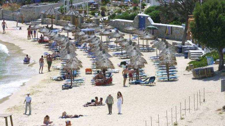 Μύκονος: Πολυβόλο όπλο βρέθηκε σε παραλία του νησιού