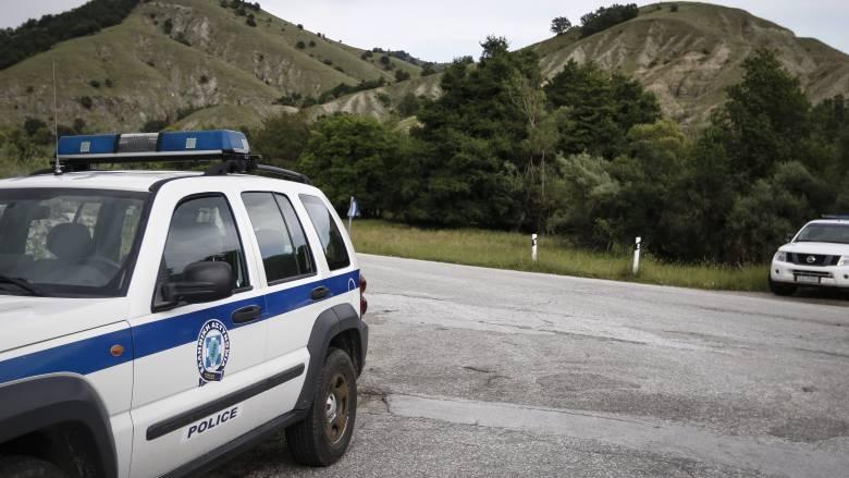 Θεσσαλονίκη: Οδηγός απανθρακώθηκε μέσα στο φλεγόμενο αυτοκίνητό του