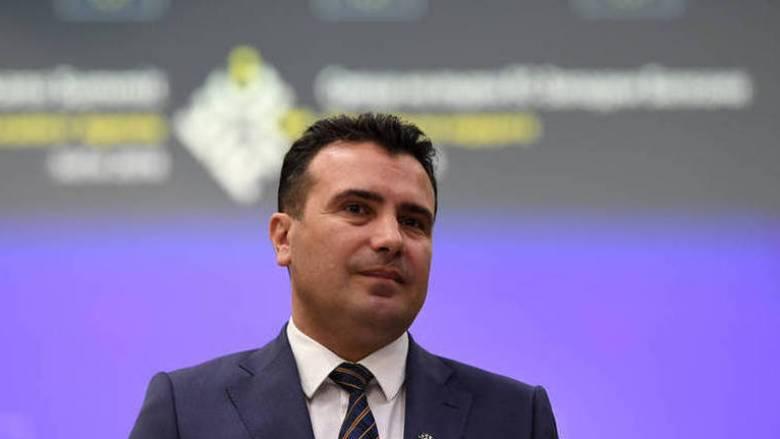 Ζάεφ: Αν ο Ιβάνοφ δεν υπογράψει τώρα την συμφωνία, θα πρέπει να το κάνει μετά το δημοψήφισμα