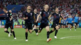 Παγκόσμιο Κύπελλο Ποδοσφαίρου 2018: Πρόκριση - θρίλερ για την Κροατία και τώρα… Αγγλία!