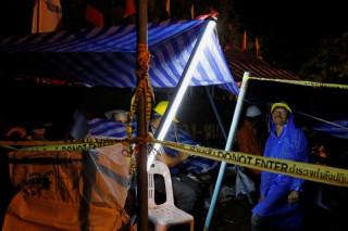 Ταϊλάνδη: Οι αρχές εκκενώνουν την περιοχή γύρω από το σπήλαιο για μια επικείμενη επιχείρηση διάσωσης