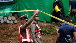 Ταϊλάνδη: Ξεκίνησε η επιχείρηση για τη διάσωση των παιδιών από το σπήλαιο