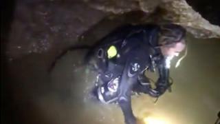 Ταϊλάνδη: Οι πρώτες εικόνες από την μεγάλη επιχείρηση διάσωσης
