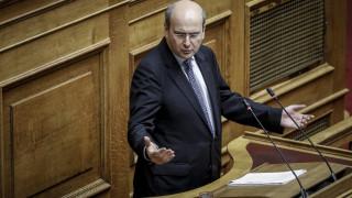 Χατζηδάκης: H Ελλάδα μπαίνει σε μια γυάλα μέχρι το 2021