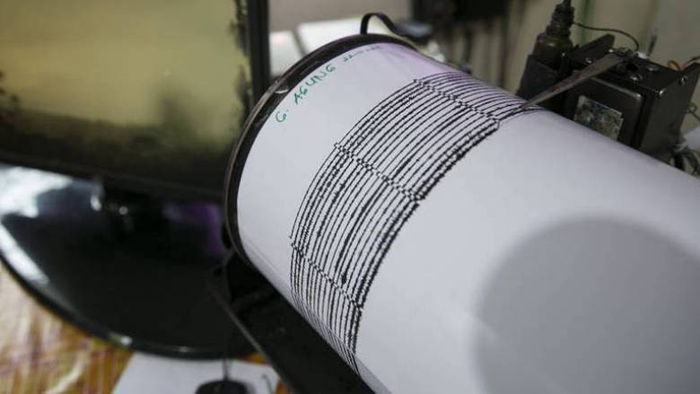 Σεισμός 4,1 Ρίχτερ στη Ρόδο