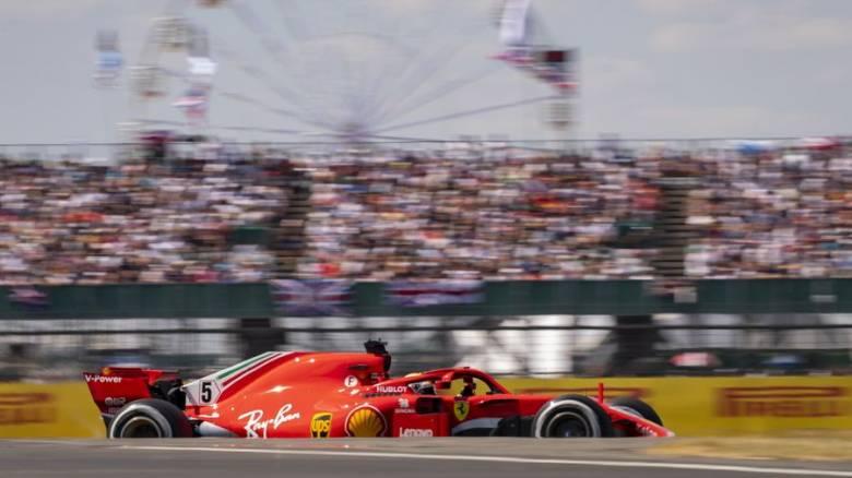 Formula 1: Ο Φέτελ νίκησε… στην έδρα του Χάμιλτον